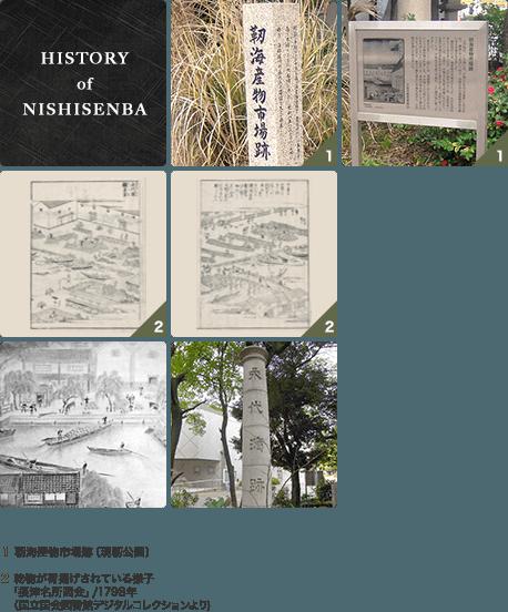 西船場の歴史